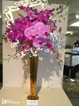 Floral design Boston Flower Show March 2015